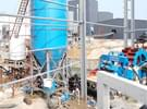 Sand washing machine with hydrocyclone for sale