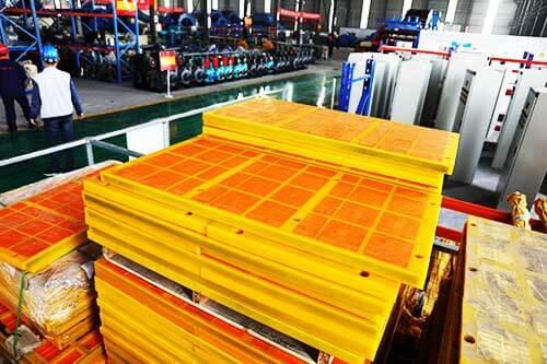 pu screen panels factory