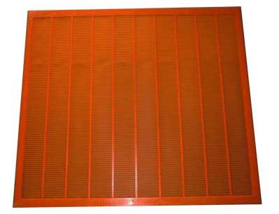 high frequency pu screen panel